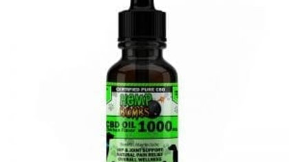 1000mg Pet Oil 30ml