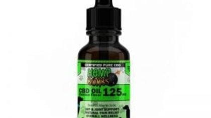 125mg Pet oil 30ml