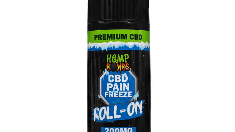 3z Roll on Pain Freeze 200mg