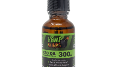 Tincture Oil 30ml 300 mg
