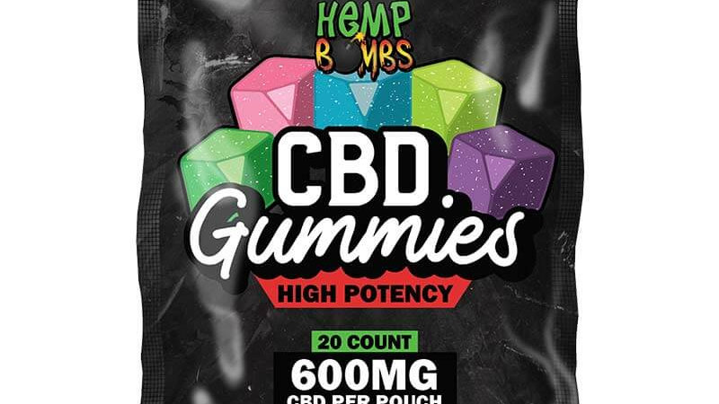 20ct High Potency Gummy's