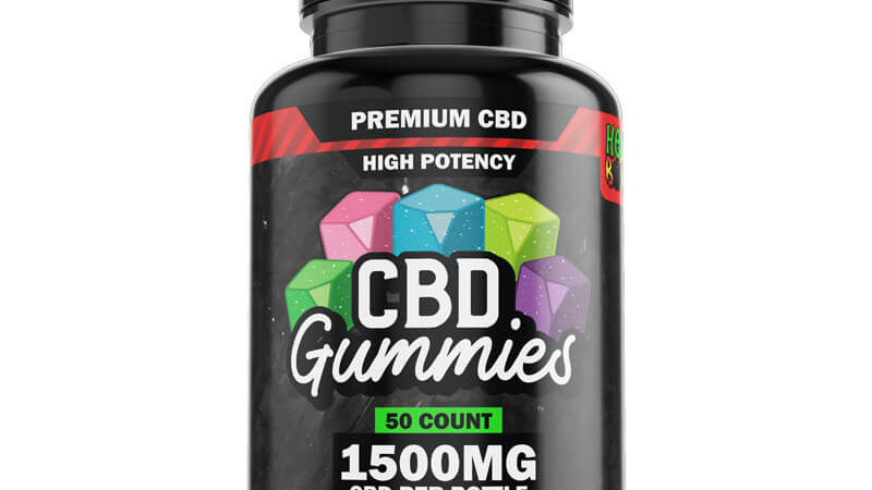 50ct High Potency Gummy's