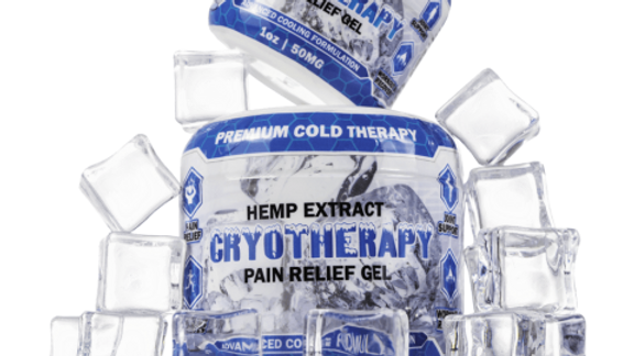 Cryotherapy Pain Rub 1oz