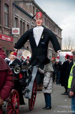 Carnaval de Charleroi 2014