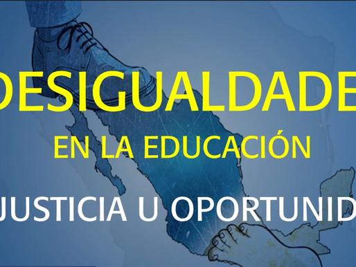 V Jornada. Desigualdades en la educación: ¿injusticia u oportunidad?