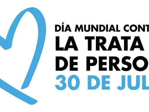 Día Mundial contra la Trata de Personas (pronunciamiento)