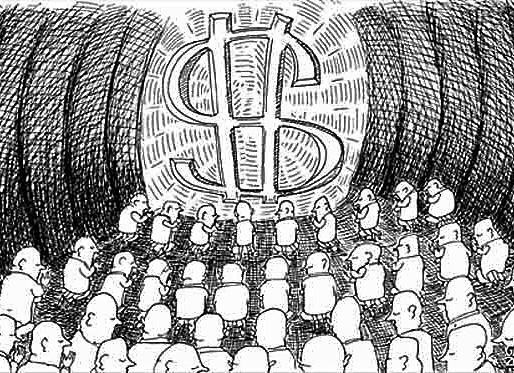 Los creyentes del Dios mercado: la meritocracia como teodicea de la desigualdad