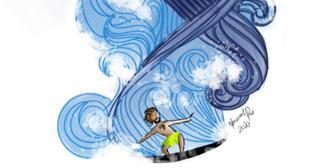 ¿Por qué alimentar a los surfistas?
