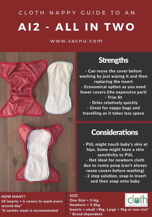 SACNU Cloth Nappy Guide - AI2