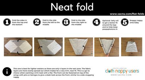 Neat Fold