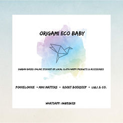Origami eco baby