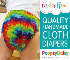 PoopsyDaisy WAHM cloth nappies