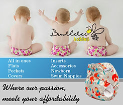 Bumblebee Babies cloth nappies