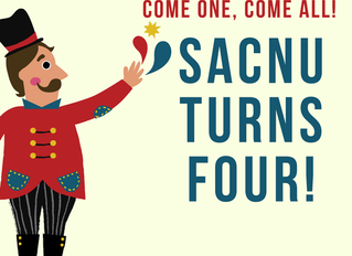 SACNU turns 4!