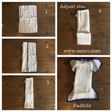 padfold prefold south africa cloth nappies
