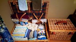 Bettina Snyman picnic basket storage