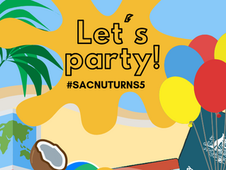 SACNU 5th Birthday Parties