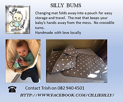 Silly Bums cloth nappies