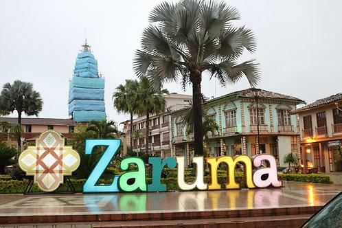 Full Day: Zaruma