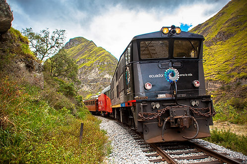 Full Day: Tren Nariz del diablo - Ingapirca