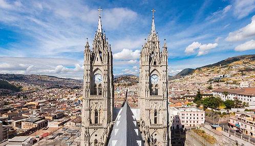 3D/2N Quilotoa - Quito & Ciudad Mitad del Mundo