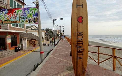 4D/3N Costa & Sierra I