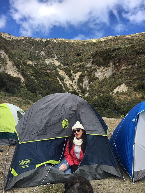 2D/1N Camping en Quilotoa