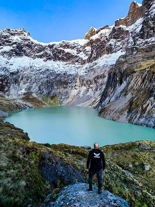 2D/1N Trekking Volcán El Altar - Laguna Amarilla