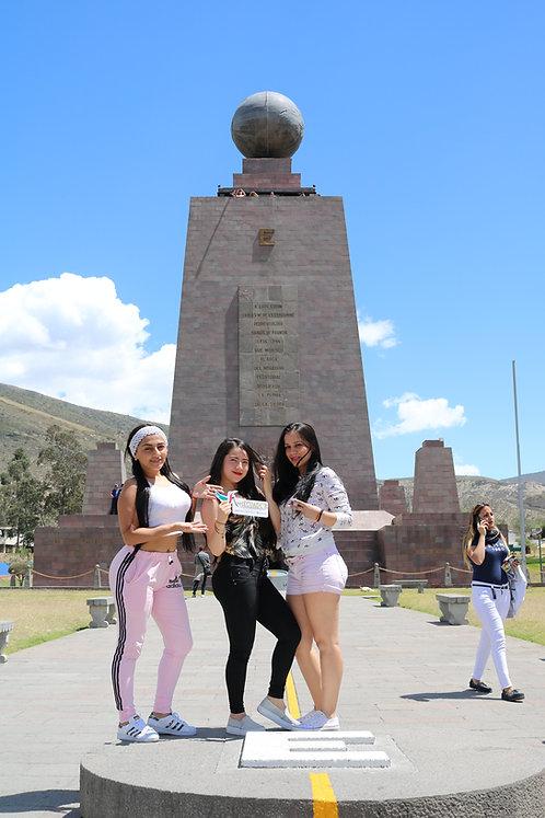 2D/1N Quito - Mitad del mundo