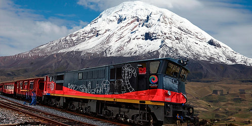 2D/1N Tren del Hielo I - Chimborazo