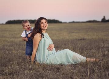 kismama fotózás Veresegyház 11