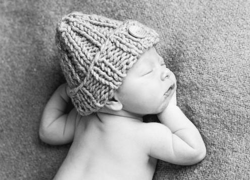 Újszülött fotózás Veresegyház 3