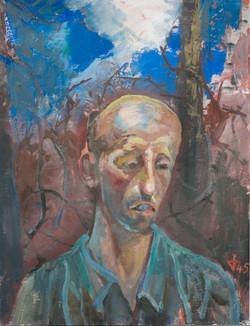 Otto Dix - Portrait of a Prisoner