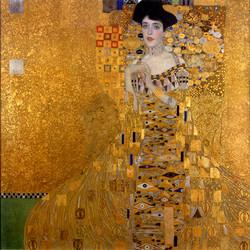 Gustav Klimt - Portrait of Adele Bloch-Bauer I