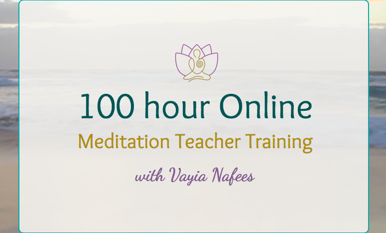 Meditation Teacher Training Deposit