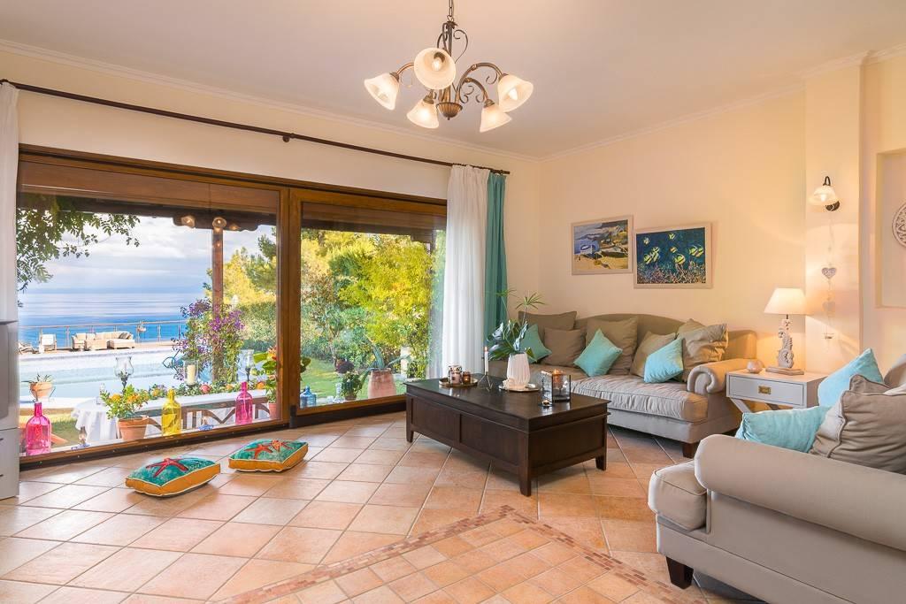 Greek Retreat Villa