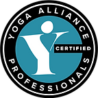 yoga alliance certified professional log