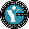 yoga alliance certified professional log
