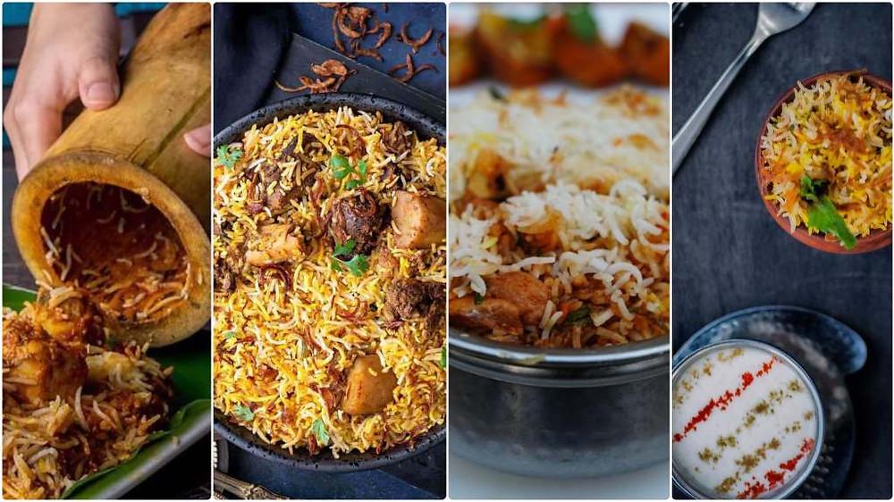 Biryani Most Loved Food