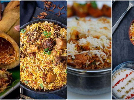 'Biryani' is Undoubtedly the Most Loved Food, Why?