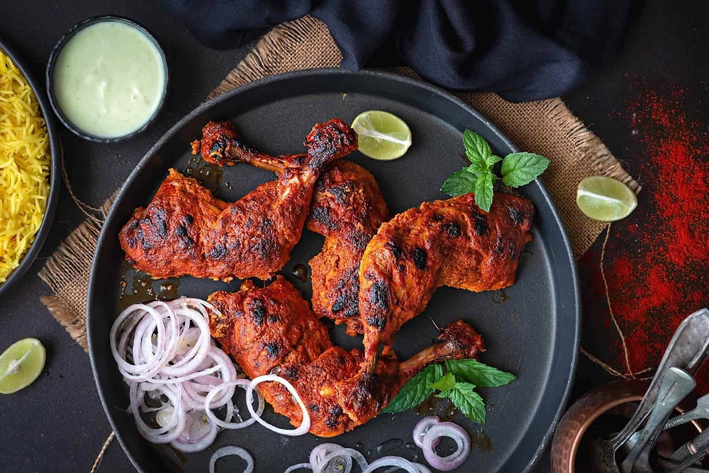 Chicken-Tandoori
