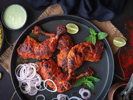 Tandoori Chicken Restaurant in the Heart of Kathmandu