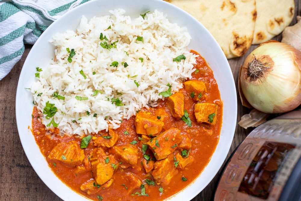 Butter Chicken | Photo Credit: amindfullmom