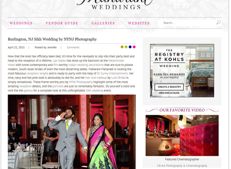 Lush Bride Featured on Maharani Weddings!