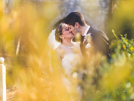Congratulations to our Lush Bride Nicole!