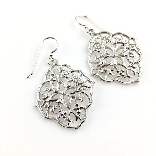 Favorite Silver Earrings