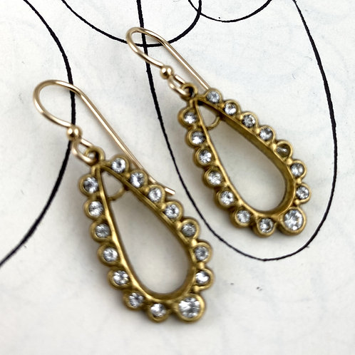Fancy Vintage  Earrings