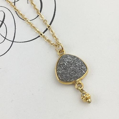 Sweet Druzy Necklace