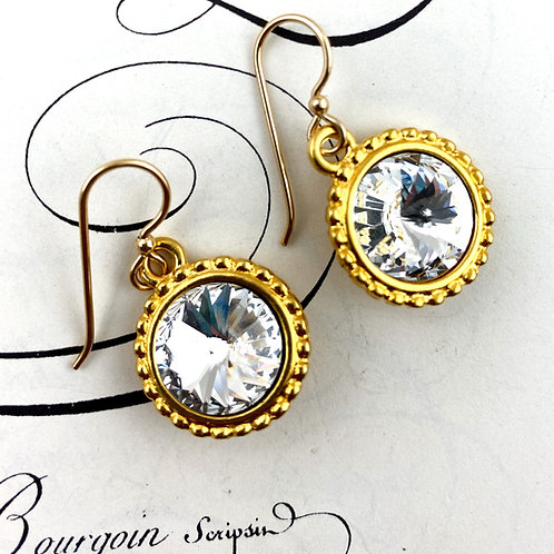 Winter Sparkle Earrings