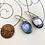 Thumbnail: Abalone Vintage  Earrings
